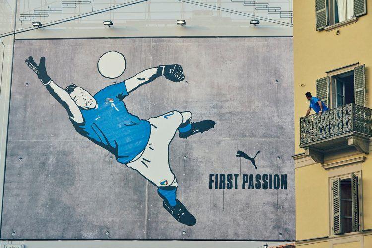 Murales Buffon a Torino