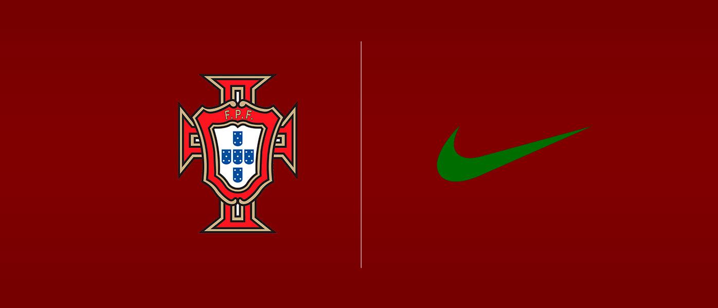 Nike sponsor tecnico Portogallo