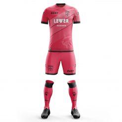 Maglia portiere rosa Crotone Calcio