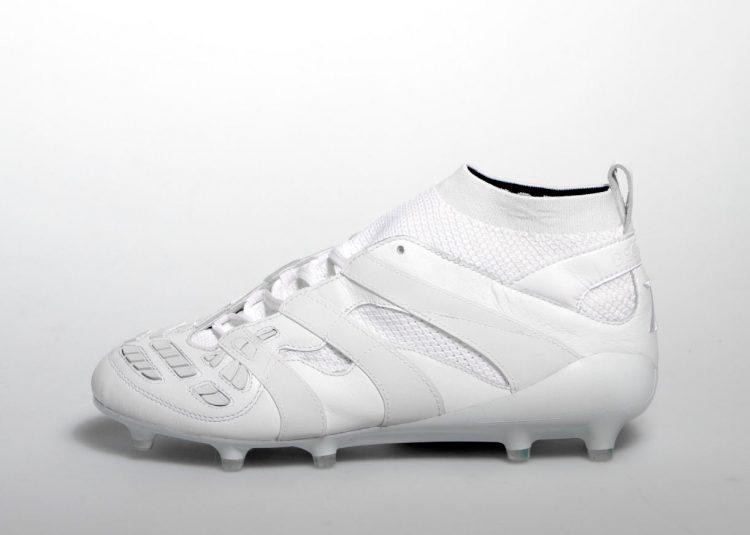 Predator Accelerator Beckham Stadium White