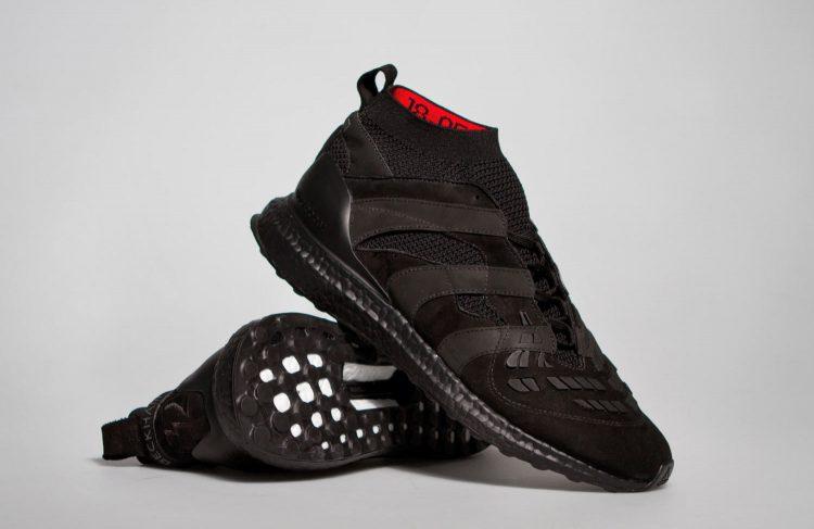 Adidas Predator Accelerator Street Beckham nere