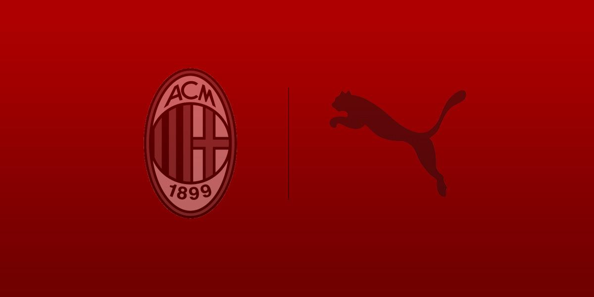 Puma sponsor tecnico Milan