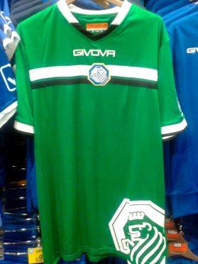 Quarta maglia verde Fidelis Andria