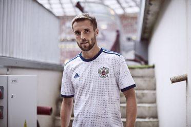 Maglia Russia away Mondiali 2018