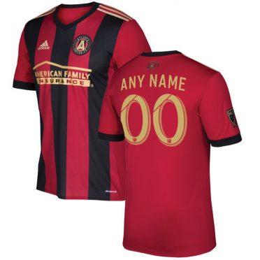 Prima maglia Atlanta United 2018
