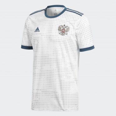 Seconda maglia Russia Mondiali 2018 adidas