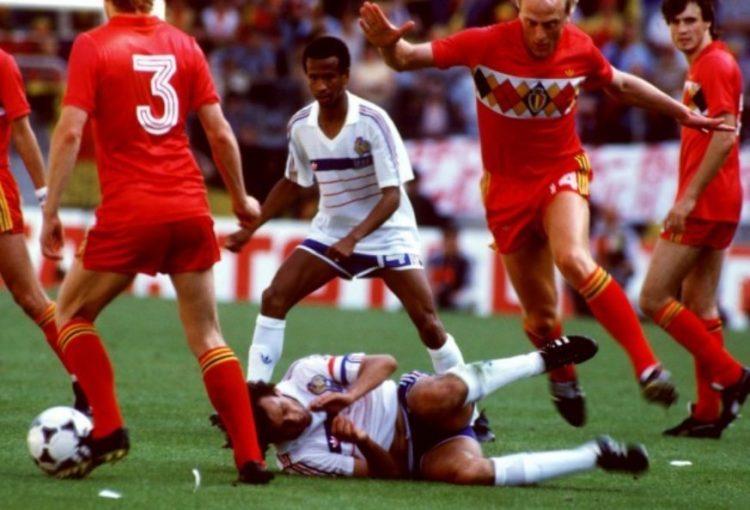 Belgio-Francia, euro 1984