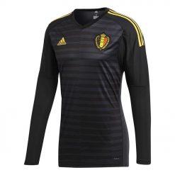 Belgio maglia portiere nera 2018