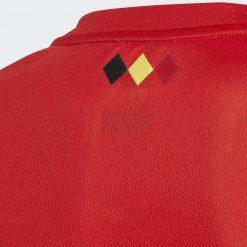 Retro colletto, prima maglia Belgio