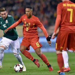 Belgio-Messico, amichevole 2017