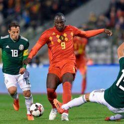 Kit Belgio Mondiali 2018 adidas