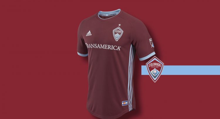 Colorado Rapids kit 2018