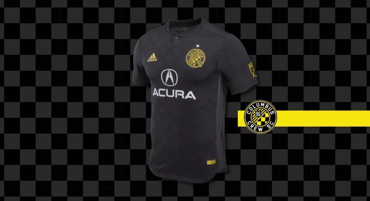 Columbus Crew 2018 kit