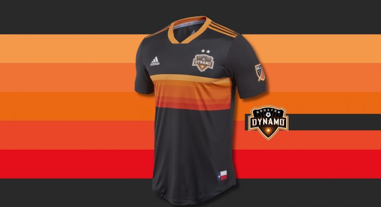 Houston Dynamo kit 2018