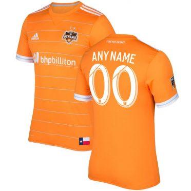 Prima maglia Houston Dynamo 2018