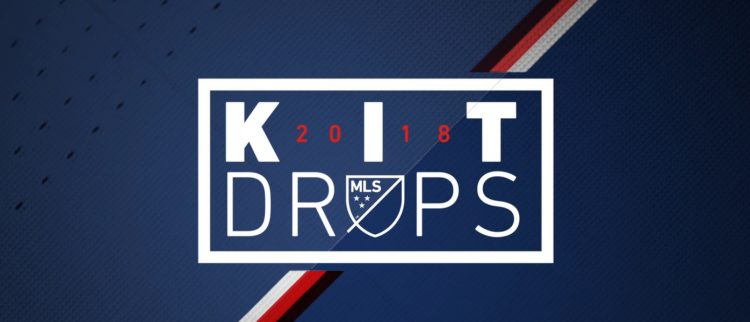 Kit Drops MLS 2018