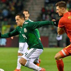 Belgio-Messico, amichevole pre-mondiali 2018