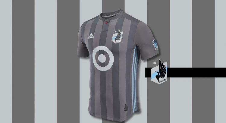 Minnesota United kit 2018 adidas