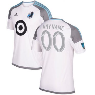 Minnesota United kit away 2018