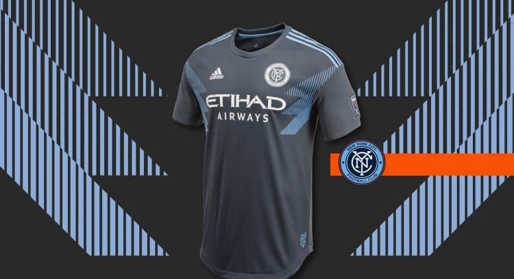 New York City away kit 2018