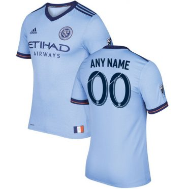 Maglia New York City 2018 home celeste