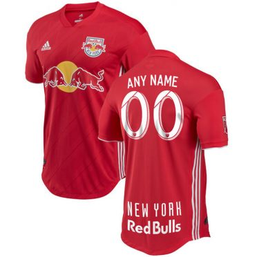 Seconda maglia New York Red Bulls 2018 rossa