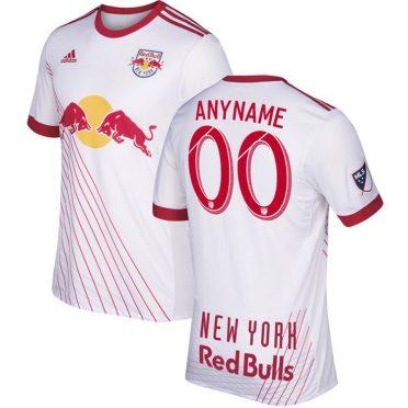 Maglia New York Red Bulls 2017-2018