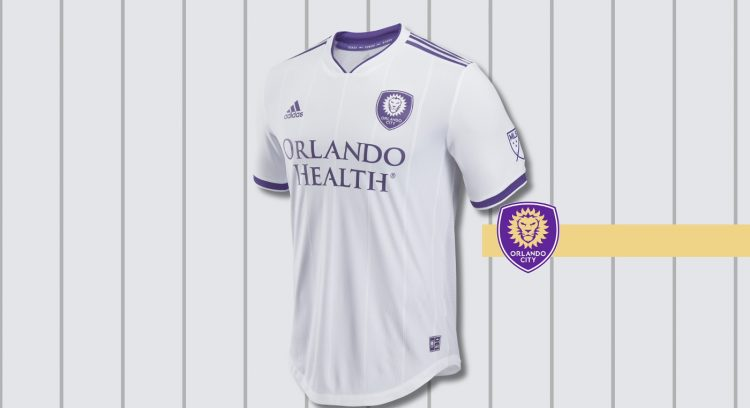 Orlando City away kit 2018