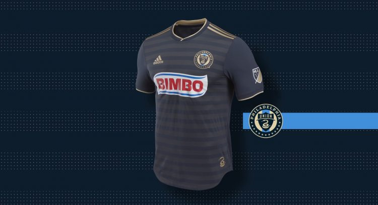 Philadelphia Union kit 2018