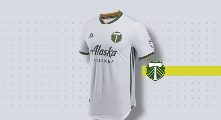 Portland Timbers kit 2018