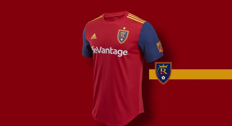 Real Salt Lake kit 2018
