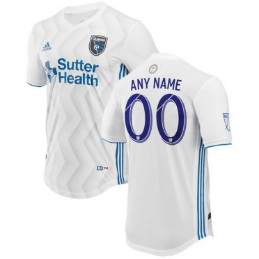 Maglia San Jose Earthquakes away 2018