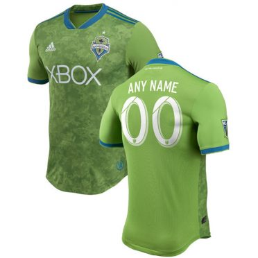 Maglia Seattle Sounders 2018 home