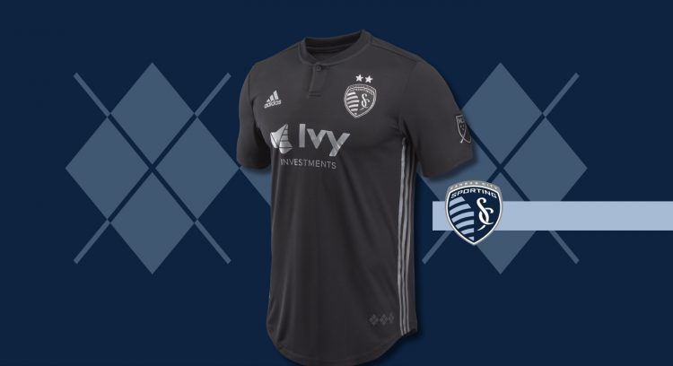 Sporting Kansas City kit 2018