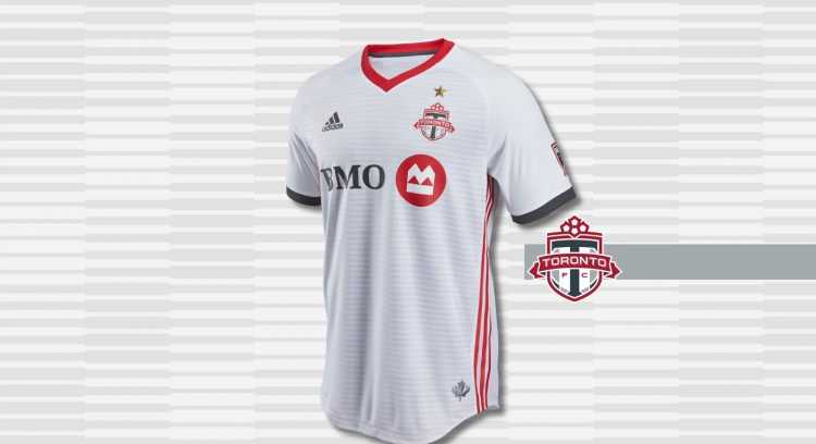 Toronto FC away kit 2018