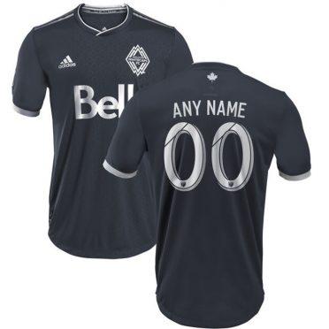 Seconda maglia Vancouver Whitecaps 2018