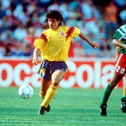 Divisa Colombia 1990