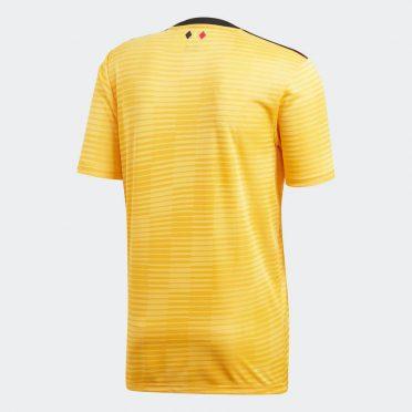 Retro maglia Belgio away 2018