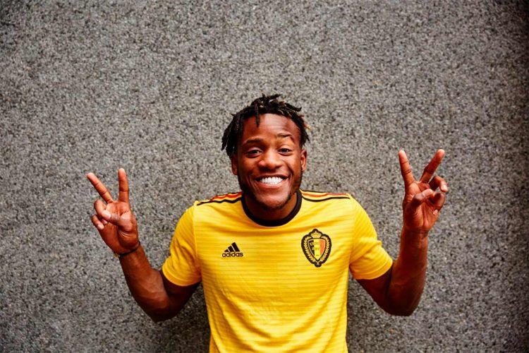 Divisa Belgio away 2018 adidas