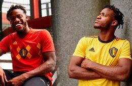 Maglie Belgio Mondiali 2018