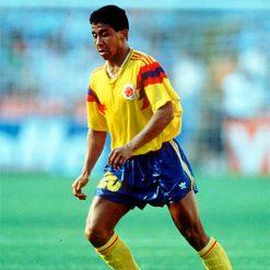 Maglia Colombia Mondiali 1990