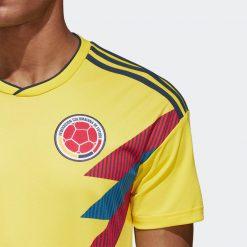 Stemma Colombia, maglia home 2018-2020