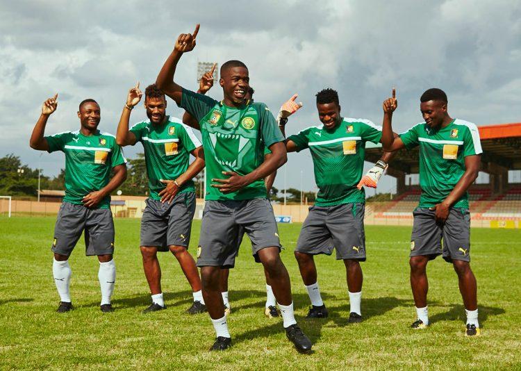 Divisa Camerun 2018 Puma