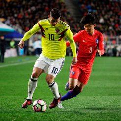 Kit Colombia home Mondiali 2018
