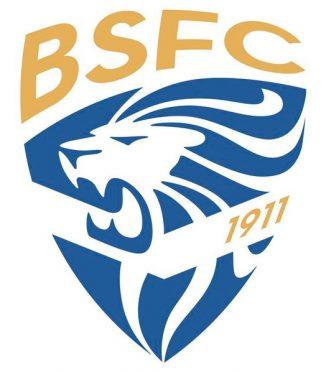 Il nuovo logo del Brescia Calcio