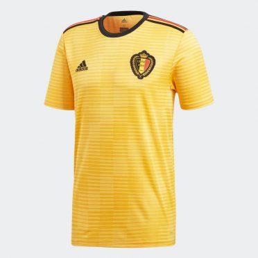 Seconda maglia Belgio 2018 mondiali