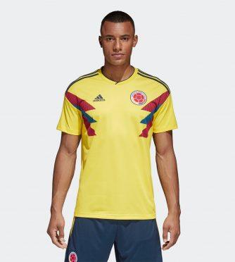 Maglia Colombia Mondiali 2018 adidas