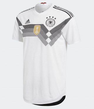 Maglia Germania Mondiali 2018 home