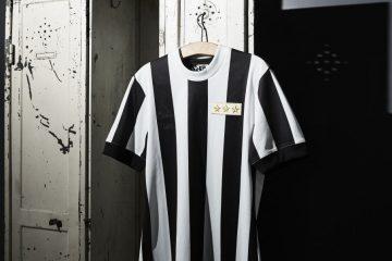 Nuova maglia Juventus 120 anni