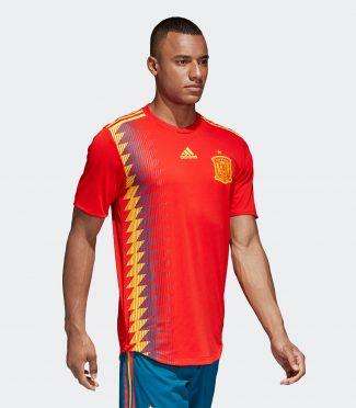 Maglia Spagna Mondiali 2018 home